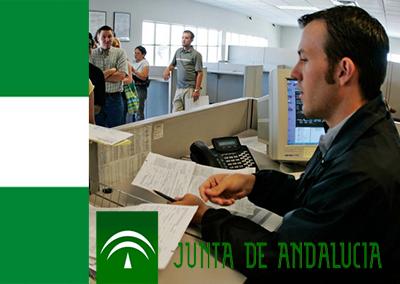 Auxiliares administrativos junta de andaluc a for Oficina junta de andalucia